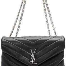 Black Medium Loulou Bag   SSENSE