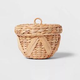 Woven Chevron Canister - Opalhouse™ | Target