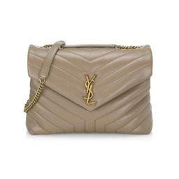 Medium Loulou Matelassé Leather Shoulder Bag | Saks Fifth Avenue