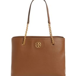 Carson Leather Tote   Nordstrom