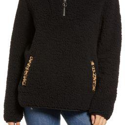 Thread & Supply Wubby Fleece Pullover | Nordstrom | Nordstrom
