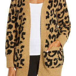 CozyChic™ Leopard Cardigan | Nordstrom