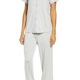 Moonlight Dream Crop Pajamas | Nordstrom