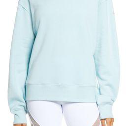 Freestyle Mock Neck Sweatshirt | Nordstrom