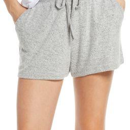 Cozy Shorts   Nordstrom