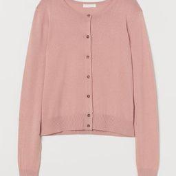 Cardigan               £8.99 | H&M (UK, IE, MY, IN, SG, PH, TW, HK, KR)