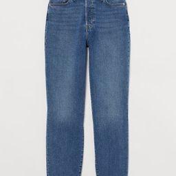 Mom High Ankle Jeans               £24.99 | H&M (UK, IE, MY, IN, SG, PH, TW, HK, KR)