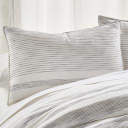 Pure Woven Stripe Sham | Nordstrom
