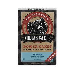 Kodiak Cakes Almond Poppyseed Flapjack & Waffle Mix - 18oz | Target