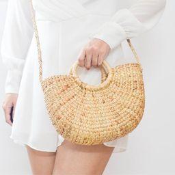 Straw bag • Weaving seagrass • top handle bag and crosbody bag • boho bag • straw purse ... | Etsy (AU)