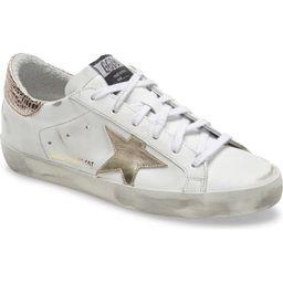 Superstar Low Top Leather Sneaker   Nordstrom