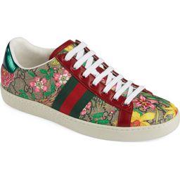 New Ace GG Supreme Floral Sneaker | Nordstrom