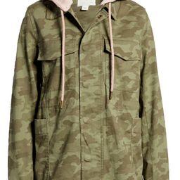 Hooded Utility Jacket | Nordstrom