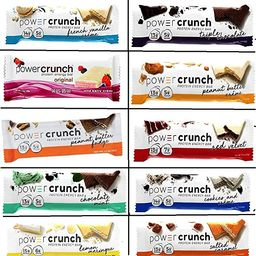 Power Crunch Protein Energy Bar Orignal, Variety Pack, 1.4-Ounce Bar (Pack of 12) | Amazon (US)