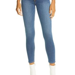 Nina High Waist Ankle Skinny Jeans | Nordstrom