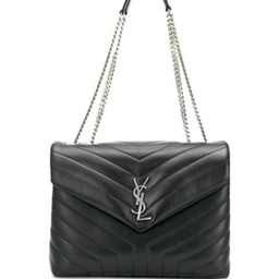 medium Loulou quilted shoulder bag   Farfetch (US)