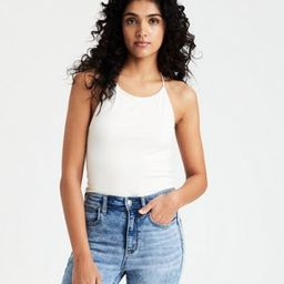AE Soft & Sexy Bungee Strap Tank Top | American Eagle Outfitters (US & CA)
