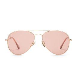 CRUZ - GOLD + PINK GRADIENT   DIFF Eyewear