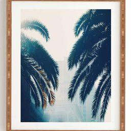 Deny Designs Chelsea Victoria - California Blue Framed Wall Art   Nordstrom