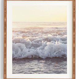 Deny Designs Beach Splash Framed Wall Art   Nordstrom