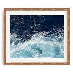 Deny Designs Sea Swish Framed Wall Art   Nordstrom