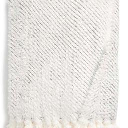 Rachel Parcell Plume Faux Fur Throw Blanket (Nordstrom Exclusive)   Nordstrom