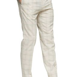 Whyatt Classic Fit Plaid Trousers   Nordstrom