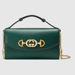 Gucci Zumi smooth leather mini shoulder bag   Gucci (EU)