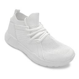 NAVIG8 Women's Sneakers WHITE - White Sneaker - Women | Zulily