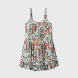 Women's Button-Front Tiered Trapeze Dress - Wild Fable™ | Target