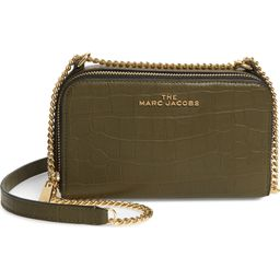 The Croc Embossed Leather Crossbody Bag   Nordstrom