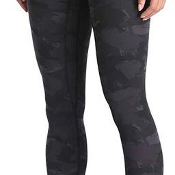 Women's High Waisted Pattern Leggings Full-Length Yoga Pants | Amazon (US)