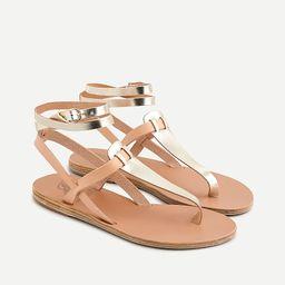 Ancient Greek Sandals X J.Crew Estia sandals | J.Crew US