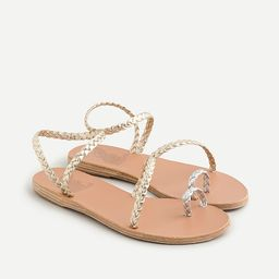 Ancient Greek Sandals X J.Crew Eleftheria sandals | J.Crew US