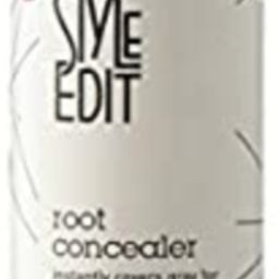 Style Edit Root Concealer Touch Up Spray | Instantly Covers Grey Roots | Professional Salon Quali... | Amazon (US)
