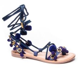 Chinese Laundry Portia Women's Flat Sandals Women's Shoes | Macys (US)