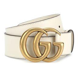 GG leather belt | Mytheresa (UK)