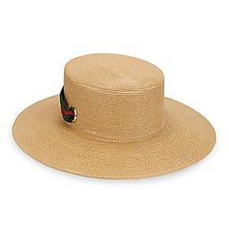 Gucci Papier Wide Brim Hat - Olive/Wht - Size L   Saks Fifth Avenue