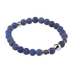 Tateossian Beaded Lava Stone Bracelet | Harrods