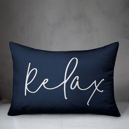 Mcgee Relax Thin Outdoor Rectangular Pillow Cover & Insert | Wayfair North America