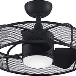 Fanimation FP8519BL Henry Fan-Light Kit, Black | Amazon (US)