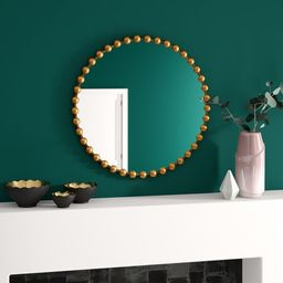 Marlowe Modern Accent Mirror | Wayfair North America