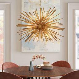Nelly 12 - Light Sputnik Sphere Chandelier | Wayfair North America