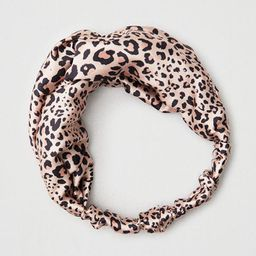 AEO Leopard Headband Women's Brown One Size | American Eagle Outfitters (US & CA)