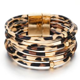 Leopard Wrap Cuff | The Styled Collection