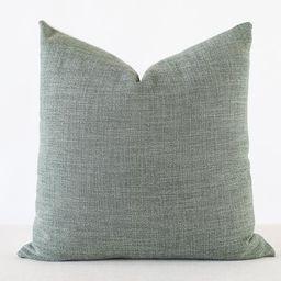 Green Linen Pillow, Linen Pillow Cover, Green Pillow Cover, Green textured pillow, green Pillow C... | Etsy (CAD)
