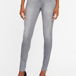 Mid-Rise Built-In-Sculpt Gray Rockstar Jeans for Women   Old Navy (US)