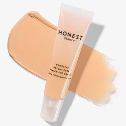 Honestly Bright Eyes Tinted Eye Cream, Sandstone | The Honest Company