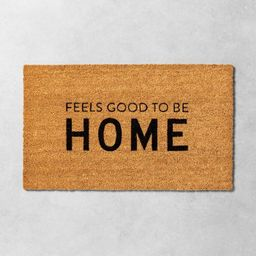 'Feels Good To Be Home' Seasonal Doormat - Hearth & Hand™ with Magnolia   Target