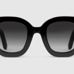 Round-frame acetate sunglasses with star | Gucci (US)
